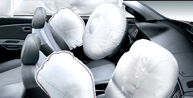 Hyosung Advanced Materials > Business Area > Airbag